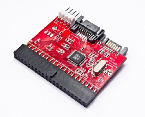 NEON SATA to PATA//IDE PATA//IDE to SATA Hard Drive Interface Dual-Adapter