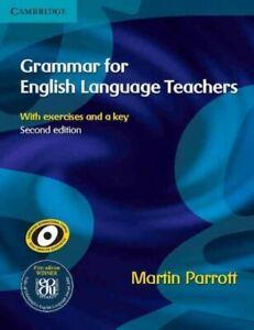 Grammar-for-English-Language-Teachers-Paperback-by-Parrott-Martin-Brand-Ne