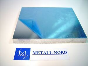 Aluminium Platte 60mm Dicke AW5083 Alu Gussplatte Walzplatte Zuschnitt Blech