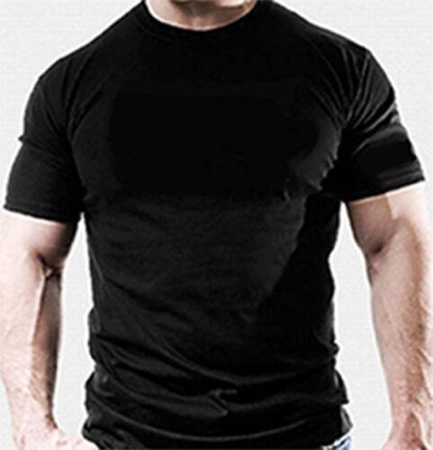 Super Homme bodybuilding muscle gym t shirt top débardeur lueur dans l/'obscurité emblème