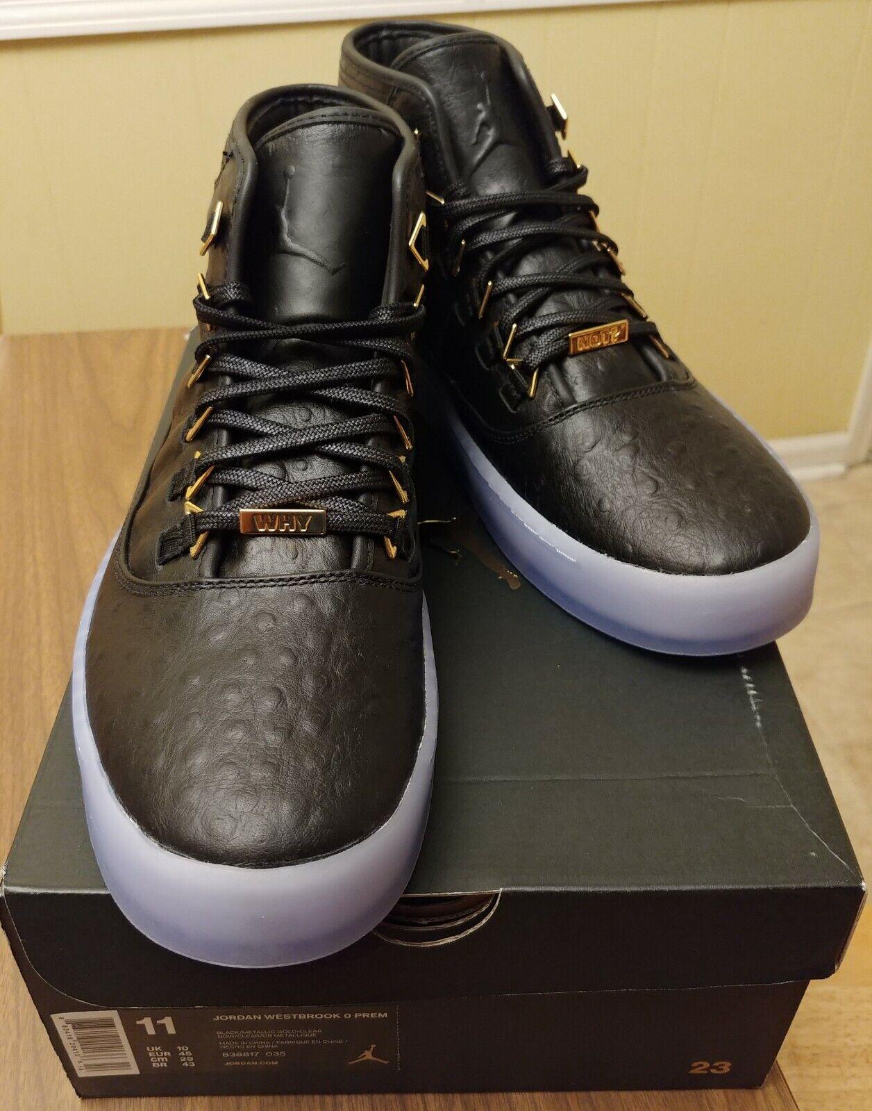 Air Jordan Westbrook 0 Premium (838817-035) Size 11