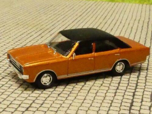 1//87 Busch Opel Rekord C kupfermetallic 42016