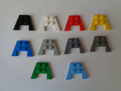 LEGO Plaque Cornée Aileron Without Corners Wing (4859) choose color and quantity