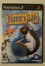 Surf's Up, PlayStation 2, PS2, Ubisoft, Rated E for Everyone