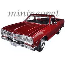 MAISTO 31977 1965 65 CHEVROLET EL CAMINO PICK UP TRUCK 1/25 DIECAST CAR RED