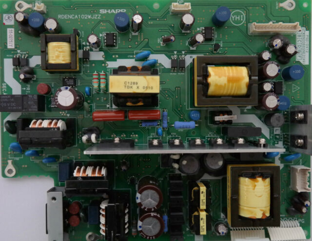 Sharp RDENCA102WJZZ  QPWBN0088SNEZ (49)