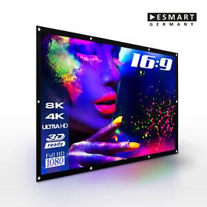 """ESMART serraggio tela spanmi 186 x 105 cm (84"""") 16:9"""