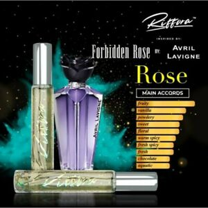 10ML Riffora ROSE Spray (Women)