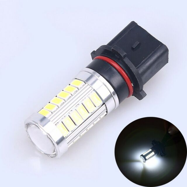 33LED Super Bright P13W Fog Bulbs  High Power Headlight Daytime Running Lamp