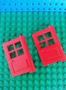 NEW Lego RADIO TILE Red 1x4 Girl Friends Minifig Aqua Yellow Boombox Speakers