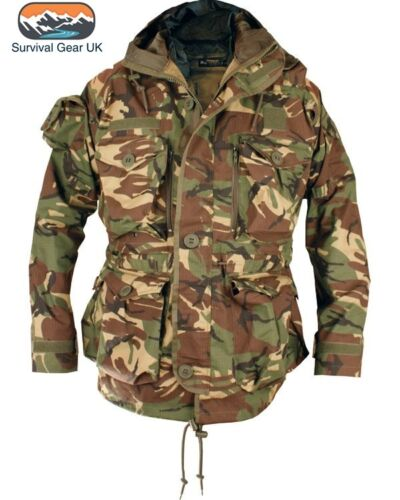 Smock Style Dpm British Assault Forces Sas xl Jacket Army Special Hooded wCSqB0