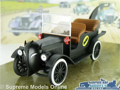 Pratico Batman Batmobile Auto Modello 1:43 219 Eaglemoss Cimeli Automobilistici Detective Comics T3-mostra Il Titolo Originale Lieve E Dolce