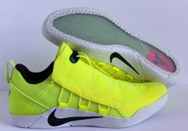 new arrivals 1e6b6 be4c0 Nike Kobe A.d. NXT HMD Neon Volt white Basketball 916832-710 Men s US 14