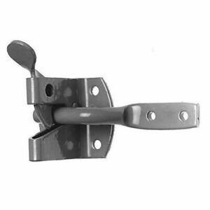 57mm No.1822 Heavy Duty Quality Door Catches Galvanised Garden Auto Gate Latch