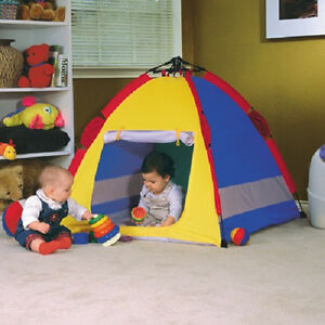 Kel-Gar Sun Stop'r Kwik Cabana I Pop Up Tent for Backyard, Park or Beach - 75820
