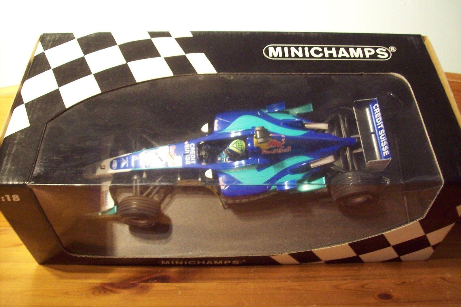 1 18 propre Petronas Felipe Massa 2004  Showvoiture  no.1 en ligne