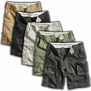SURPLUS-RAW-CARGO-SHORT-TROOPER-SHORTS-Cargohose-Bermuda-ARMY-MILITARY-XS-7XL