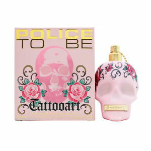 POLICE-To-Be-Tattooart-Profumo-Eau-de-Parfum-Donna-Woman-Spray-Vapo-75ml-Regalo