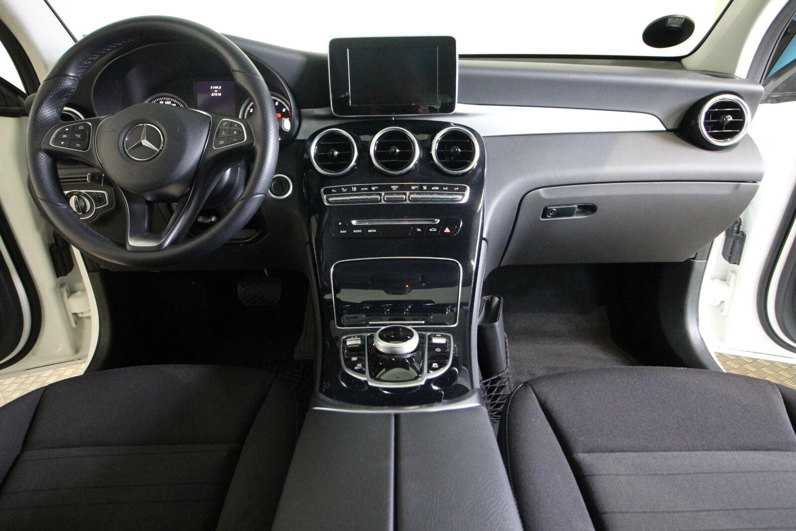 Mercedes GLC350 e aut. 4-M