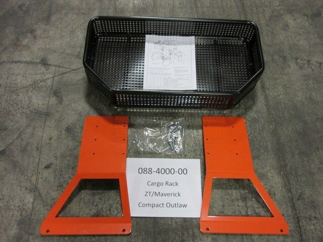Bad Boy Mower OEM Cargo Rack For PUP /&  OUTLAW