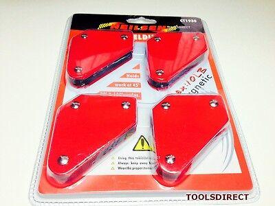 Welding Aids Magnets Soldering Welder ARC TIG MIG Metal Sheet Working Tools