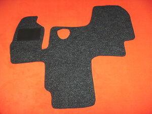 Fahrerhausteppich-Automatte-Robust-fuer-VW-LT-2-Sitzer-Baujahr-1996-2006