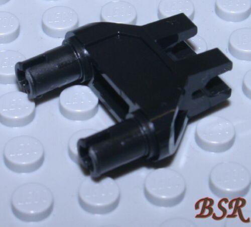 ED66) 4 Stück schwarze TECHNIK Mehrfach Verbinder / Pins 19159 & NEU !