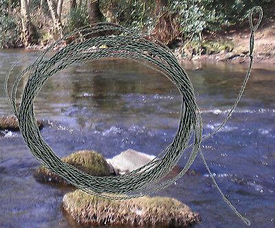 Trout: Avanti Affusolato 4 Metri Tenkara Furled Direttrice/linea Di Luce (dry Fly)- Prestazioni Superiori