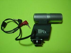 Sony-ECMCQP1-Wide-Stereo-Microphone-for-DCRHC20-30-40-1000-ECM-CQP1