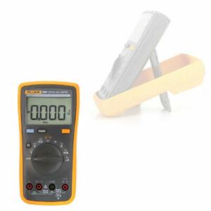 Digital Multimeter Tester Fluke 15b Auto Manual DMM Volt Ohm Capacitance