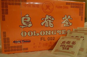 200-Oolong-Tea-Bags-Aid-Diet-Weight-Loss-Watchers-Slimming-Pure-Health-Benefits