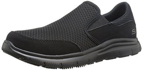 Skechers for Work Mens  Flex Advantage Slip Resistant Mcallen- Select SZ/Color.