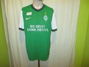 Werder-Bremen-Original-Nike-Heim-Trikot-2009-10-034-SO-GEHT-BANK-HEUTE-034-Gr-L