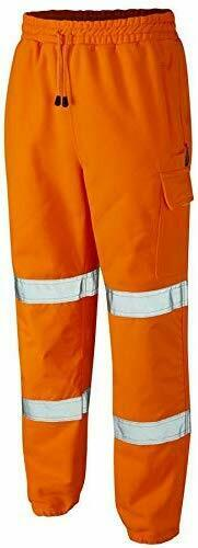 Atomic Hi Vis Joggers with Reinforced Water resistant Knee (Three Colours)