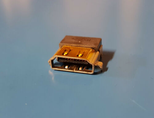 NEW Genuine Toshiba Laptop HDMI Connector Port Socket P000553430 GDM220002306