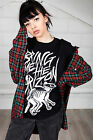 Official Bring Me The Horizon Wolf Bones Unisex T-Shirt Sempiternal Suicide Seas