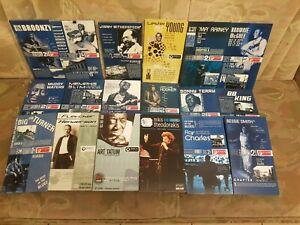 Cd-Sammlung-box-sets-Blues-und-Jazz-ueber-70-Stueck