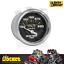thumbnail 1 - Auto Meter Carbon Fiber 2-1/16 Water Temp Gauge 100-250°F - AU4737