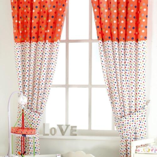 Cotton Tail Tab Top Curtains Baby Room Nursery Curtains Brand New
