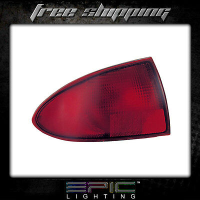 Right Side Replacement Tail Light Assembly For 1995-1999 Chevrolet Cavalier