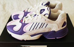 New Adidas Dragonball Z DBZ Yung 1 Frieza Purple Grey White UK 8.5 ... 099aaaeb7