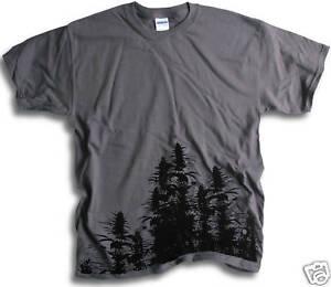 Mens-Marijuana-THC-Dope-Maryjane-Pot-Bud-T-Shirt-Sm-3XL