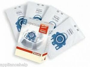GENUINE-MIELE-GN-HYCLEAN-BAGS-amp-FILTERS-S5281-S5411