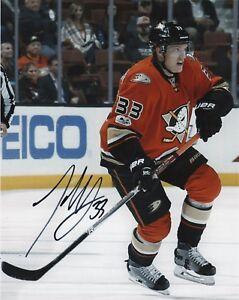 Anaheim-Ducks-Jakob-Silfverberg-Autographed-Signed-8x10-NHL-Photo-COA-2