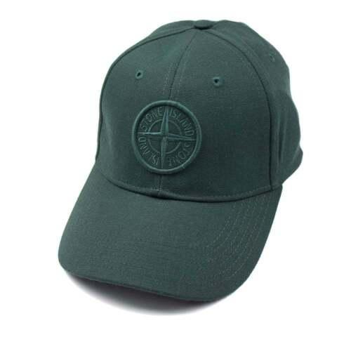 Stone Island Compass Cap Green