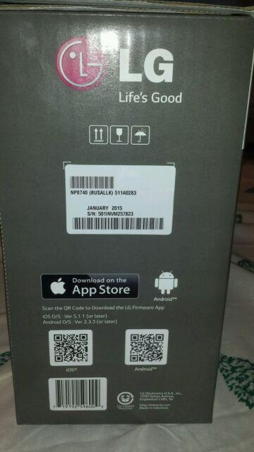 LG Music Flow H7 Wi-fi Streaming Speaker - NP8740