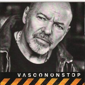 """Vasco Rossi-Vinyl 10 """"EP"""" Vasco Non Stop """"Numbered Yellow"""