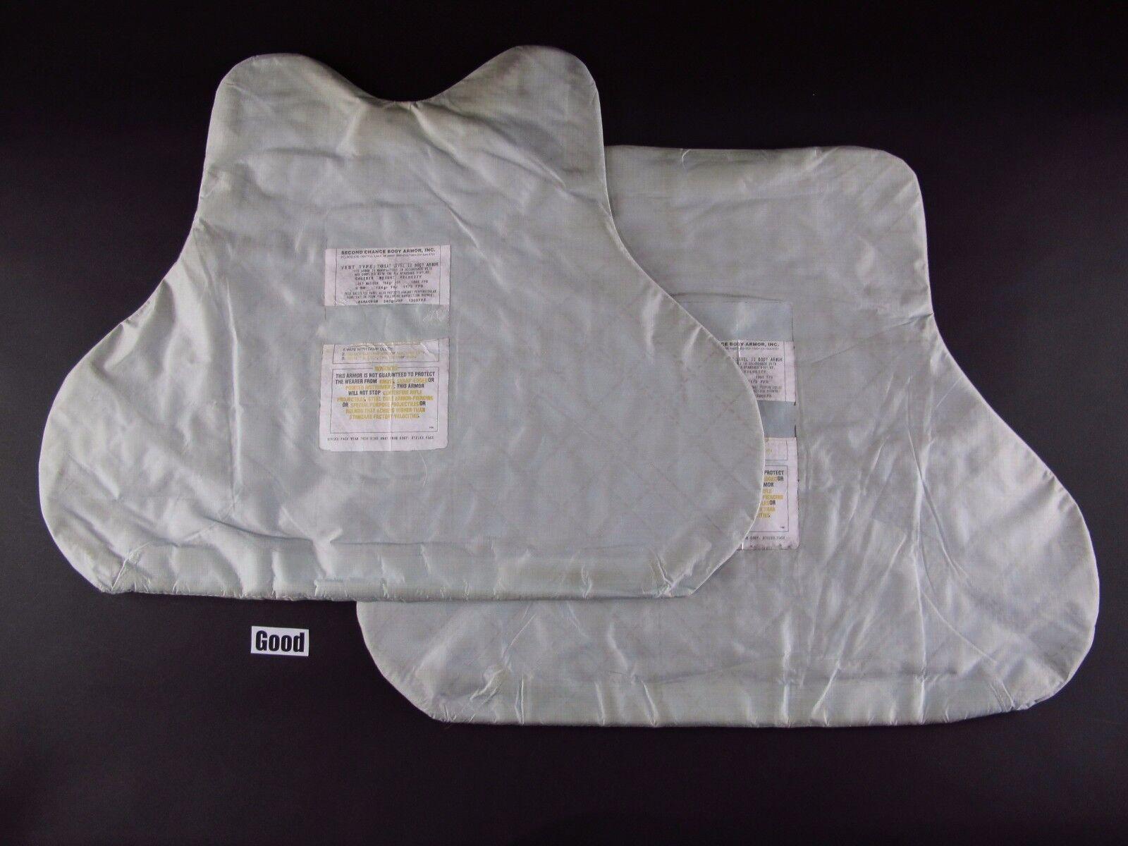 Female MED Body Armor  Bullet Proof Resistant Vest Ballistic panels Level 2 II GD  outlet