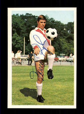 Toni Regh Autogrammkarte 1 FC Köln Spieler 60er Jahre Original Signiert 3