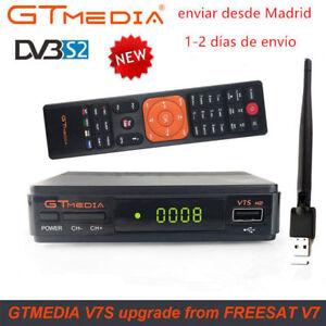 FTA-GTMEDIA-DVB-S2-V7S-Wifi-Satellite-Receiver-Bisskey-Digital-Full-HD-1080p